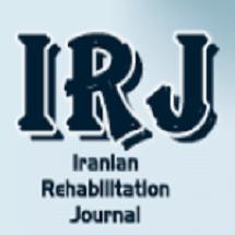 Iranian Rehabilitation Journal